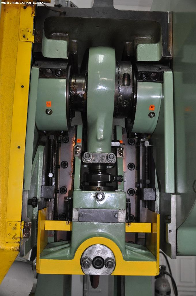 Eccentric press LEN 25 C - Slider