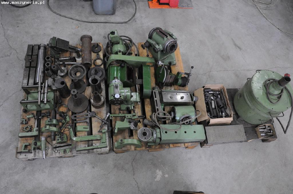 Tool Grinder TACCHELLA 4AM equipment