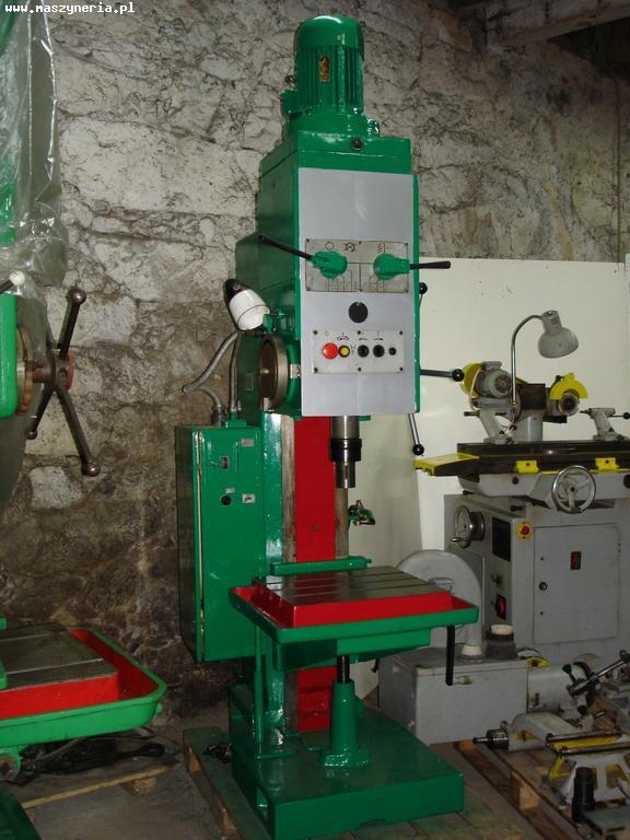 Box columndrilling machines  STANKOIMPORT 2H135
