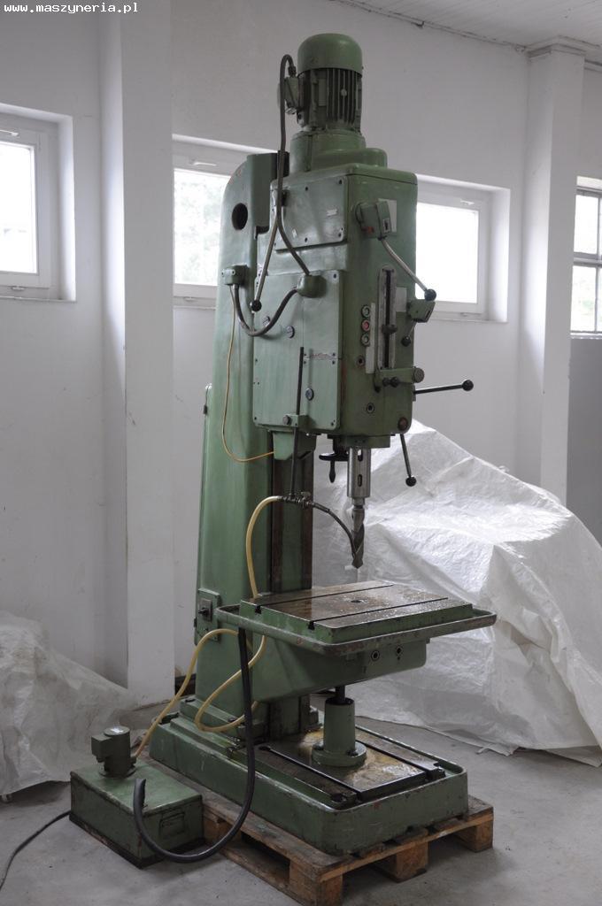 Box columndrilling machines  INFRATIREA – ORADEA G 40