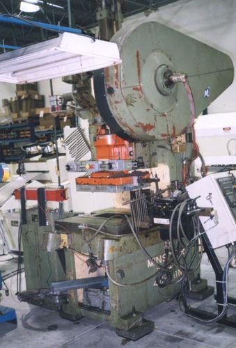 C-Frame eccentric press MINSTER 70-4A